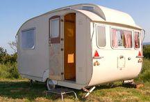Caravan / Trailer / treehouse  / by shay id alony