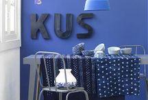 blauw / * / by Marga Oude kamphuis