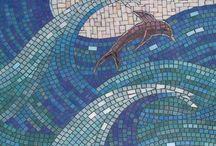 mosaic / ψηφιδωτα