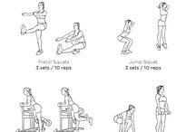 Exercise Ideas/Workouts