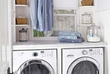 laundry room / by Julia Herschberger