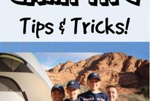 Camping Tips and Tricks!