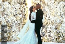 Celebrity Weddings / Celebrity Wedding Inspirations