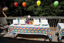 Birthday party ideas / by Tricia Thomas