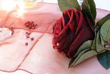 San Valentín / Recetas de cocina e ideas para celebrar San Valentín, el día de los enamorados