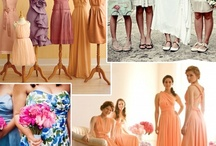 Weddings Vibes | Color Pallets / Images I didn't take but obsessed with these happy color pallets...