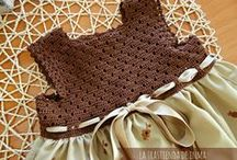 vestido ganchillo