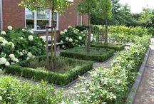 garden ideas formal