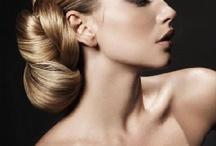 Dusk Bridal Fair Hair & Mup Inspiration Board