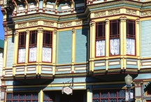 Victorian storefronts