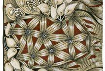 Zentangle Art / Tree of Life Designs Zentangle art