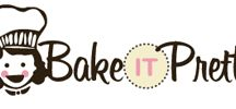 Baking site for baking products