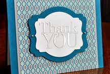Another Thank You Card Ideas / by Laurie Graham: Avon Rep
