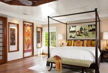 Bedrooms / by Sharon Mason
