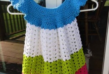 Crochet - wearables for babies and kids