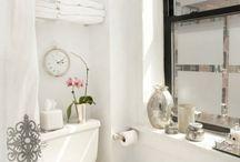 Decor Bathroom / by Karleitia Bodlovic
