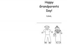 Mom, Dad & Grandparents Day