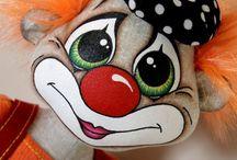 Кукольные клоуны