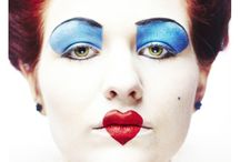 Trucco Red Queen