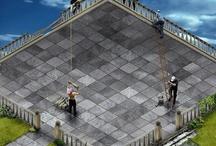 Esher / Optical illusions