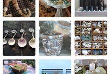 Sea Decoration, See Dekoration / Sea Decoration, Urlaubsgefühle, handmade