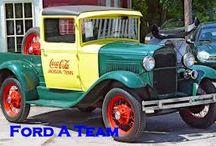 Ford vintage/custom/classic