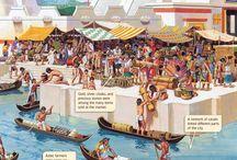 History: Aztec & Inca, Early Americas