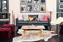 Feminine & Masculine Designs / Great ideas and designs for gender neutral interiors!