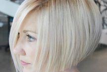 Erin's hair