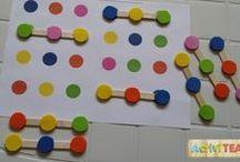 lógica colores palitos