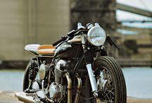 Motor-Cycles