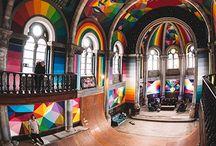 Art - Murals