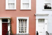 doors to homes