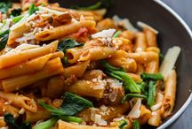 Recipes: Pasta / Everything noodles / by Fregina Jones