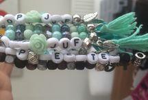 Me&Marie / Knutsels, kralen, armbandjes, sleutelhangers, homemade, made by me