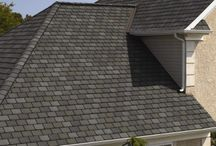 Viking CertainTeed Asphalt Shingles - The Options / A collection of images showing the range of colours and profiles in Viking Roofspec Asphalt Shingle range.    https://www.vikingroofspec.co.nz/products/pitched-roofs/certainteed-asphalt-shingles/
