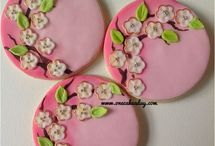 Flores biscoito