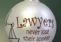 I think I'll go to law school today! / by Mackenzie Hollar