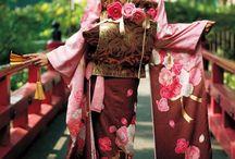 hakamas,kimonos and yukatas