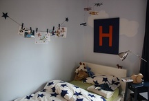 Kiddos Rooms and Decorating Ideas / by Amy Howton