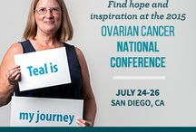 Paint It Teal / Building awareness about ovarian cancer, early diagnosis and research