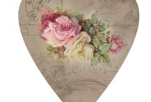 solo para romanticas / shabby chic,vintage,hearts,pearls,casual style / by cris isaguirre