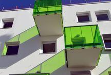 Les Opalines à Rennes / Les Opalines à Rennes : des appartements en accession libre et accession maîtrisée, au pied de la coulée verte : http://bit.ly/opalines-libres
