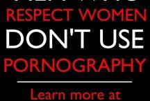 Anti-Porn Slogans