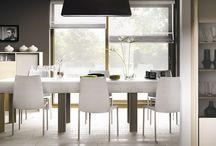 Bon Appétit - Dining room Scandinavian inspiration / Soluții de amenajare pentru bucătării și dining-uri în care se întâlnesc liniștea cinelor în familie și energia fiecărui mic-dejun
