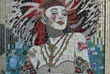 mozaik maskeler