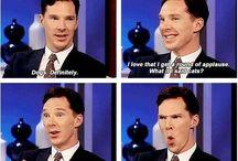 Benedict Cumberbatch expressions