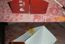 artezanato em caixa de papelão