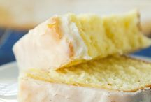 Got to try this soon / Lemon pound cake  / by Janie Diggs