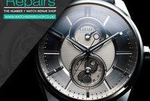 Citizen Watch repair / Citizen Watch Repair Services offered by WatchRepairShop In London Uk